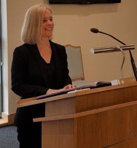 Stephanie Forster Humanist Funeral Celebrant Surrey