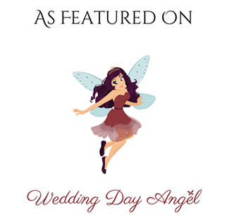 As featured on Wedding Day Angel